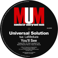 You'll See (Micha Mischer Remix) [feat. LaMeduza] Universal Solution MP3