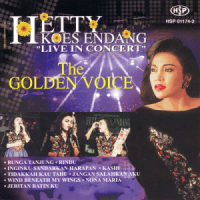 Hetty Koes Endang - The Golden Voice (Live In Concert) - Hetty Koes Endang