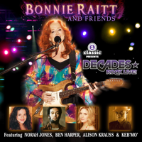 I Don't Want Anything to Change (Live) Bonnie Raitt & Norah Jones