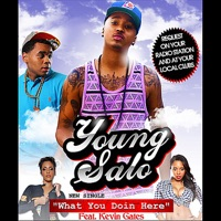What You Doin Here (feat. Kevin Gates) - Single - Young Salo mp3 download