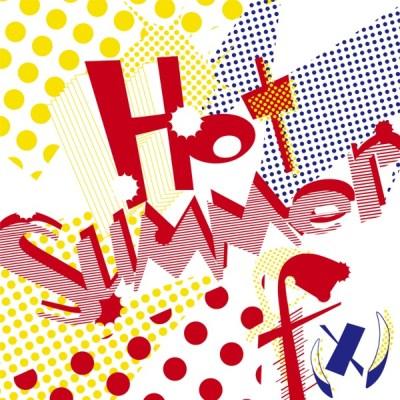 f(x) - Hot Summer(Japanese Ver.) - Single