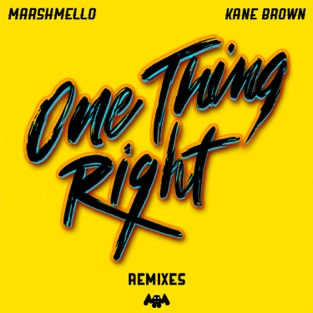 Marshmello & Kane Brown – One Thing Right (Remixes) – EP [iTunes Plus AAC M4A]
