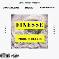 Finesse (feat. DreWay & Kash Addison) - Single - Drug Corleone mp3 download