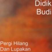 download lagu Didik Budi Pergi Hilang Dan Lupakan