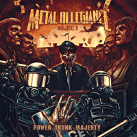Mother of Sin (feat. Bobby Blitz) Metal Allegiance MP3