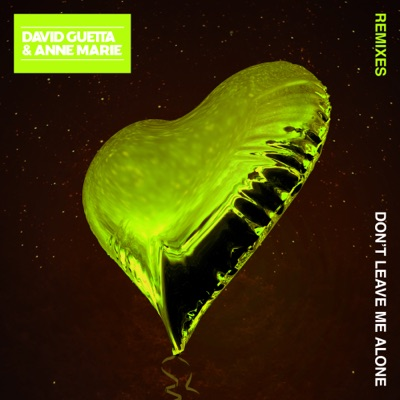 Don't Leave Me Alone (R3hab Remix) - David Guetta Feat. Anne-Marie mp3 download