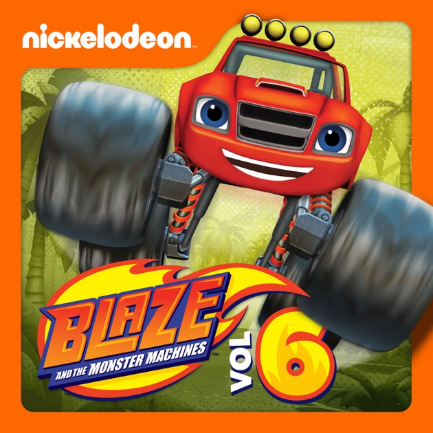 Blaze and the Monster Machines: Were Movin