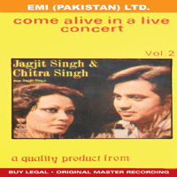 Dhai Din Na Jawani (Live) Jagjit Singh & Chitra Singh