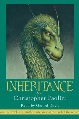 Inheritance (Unabridged) - Christopher Paolini