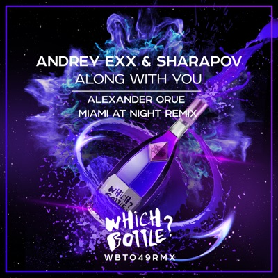 Along With You (Alexander Orue Miami At Night Radio Edit) - Andrey Exx & Sharapov mp3 download