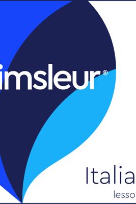 Pimsleur Italian Level 1 Lessons 11-15 - Pimsleur