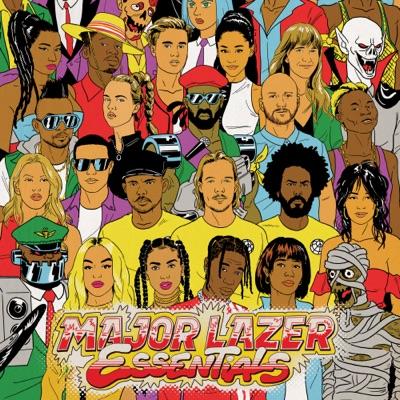 Tied Up - Major Lazer Feat. Mr Eazi & RAYE & Jake Gosling mp3 download