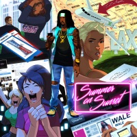 Summer on Sunset - Wale mp3 download