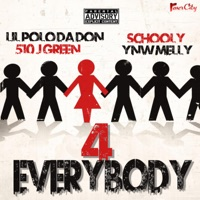 4 Everybody (feat. YNW Melly, J Green & Schooly) - Single - Lil Polo Da Don mp3 download