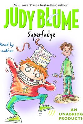 Superfudge (Unabridged) - Judy Blume
