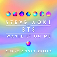 Waste It on Me (feat. BTS) [Cheat Codes Remix] - Single - Steve Aoki mp3 download