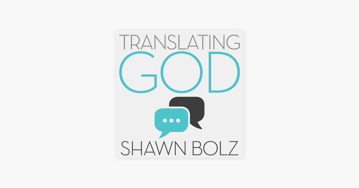 Translating God: Hearing God's Voice for Yourself and the