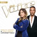 Free Download Maelyn Jarmon & John Legend Unforgettable (The Voice Performance) Mp3