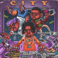 In the City (feat. BlocBoy JB & HoodRich Pablo Jaun) - Single - Spiffy Global mp3 download