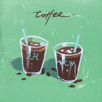 鹿晗 & 吳亦凡 - 咖啡 (LH x KW) - Single