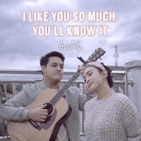 Download Mp3 AVIWKILA - I Like You so Much, You'll Know It