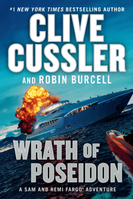 Wrath of Poseidon (Unabridged) - Clive Cussler & Robin Burcell