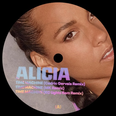 Time Machine (Cedric Gervais Remix) - Alicia Keys mp3 download