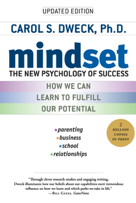 Mindset: The New Psychology of Success (Unabridged) - Carol S. Dweck