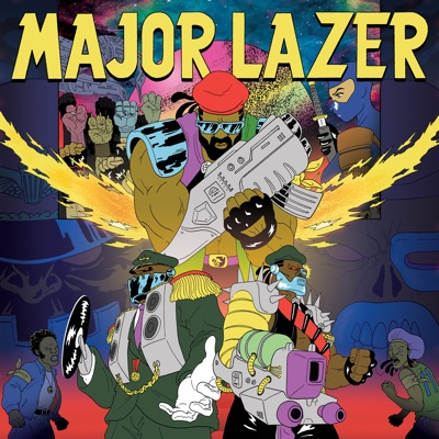 Get Free (What So Not Remix) - Major Lazer Feat. Amber Coffman mp3 download