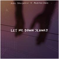 Let Me Down Slowly (feat. Alessia Cara) - Single - Alec Benjamin