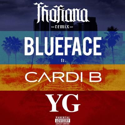 Thotiana (Remix) - Blueface Feat. Cardi B & YG mp3 download