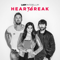 Heart Break Lady Antebellum MP3