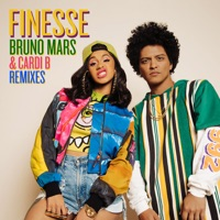 Finesse (Remixes) [feat. Cardi B] - Single - Bruno Mars mp3 download