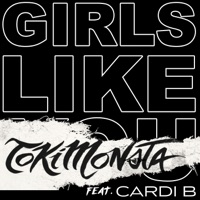 Girls Like You (feat. Cardi B) [TOKiMONSTA Remix] - Single - Maroon 5 mp3 download