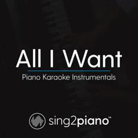 All I Want (Shortened - Originally Performed by Kodaline) [Piano Karaoke Version] Sing2Piano MP3