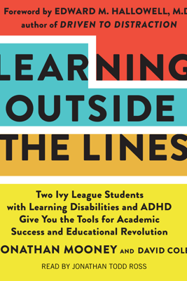 Learning Outside The Lines (Unabridged) - Jonathan Mooney