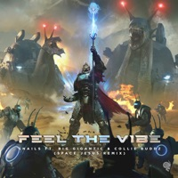 Feel the Vibe (Space Jesus Remix) [feat. Big Gigantic & Collie Buddz] - Single - Snails mp3 download