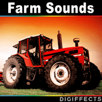 Cow Mooing Digiffects Sound Effects Library