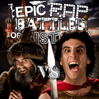 Alexander the Great vs. Ivan the Terrible Epic Rap Battles of History