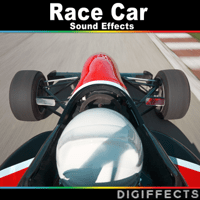 Formula 1 Passing Version 2 Digiffects Sound Effects Library