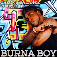 Check and Balance - Single - Burna Boy mp3 download