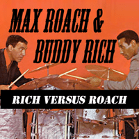 Figure Eights Buddy Rich & Max Roach