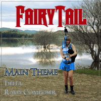 Fairy Tail Main Theme (Bagpipes version) Tifita