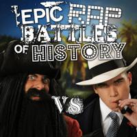 Blackbeard vs Al Capone Epic Rap Battles of History