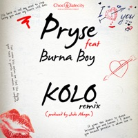 Kolo (Remix) [feat. Burna Boy] - Single - Pryse mp3 download