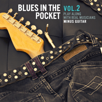 Marcus' Funk in G Blues Backing Tracks MP3
