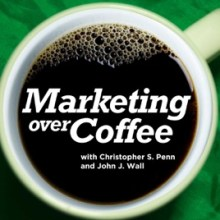 Image result for marketing over coffee podcast