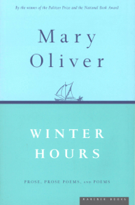 Winter Hours - Mary Oliver pdf download