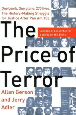 The Price of Terror - Allan Gerson & Jerry Adler