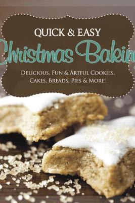 Quick & Easy Christmas Baking - Duke Hobbson